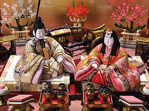 Хина мацури: играя в куклы | Ярмарка Мастеров - ручная работа, handmade