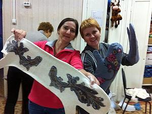 варежки ,валяние   Ярмарка Мастеров - ручная работа, handmade