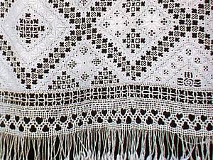 Лефкаритика — кружевная легенда Кипра. Ярмарка Мастеров - ручная работа, handmade.