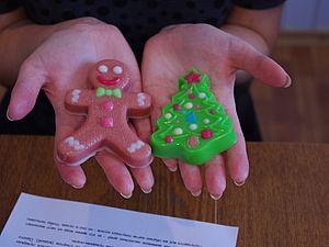 Фото-отчет с МК новогоднего мыла. | Ярмарка Мастеров - ручная работа, handmade