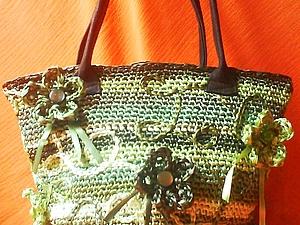 Распродаю сумки. Вязаные, текстильные, разные   Ярмарка Мастеров - ручная работа, handmade