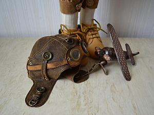 Очки для летчика. Ярмарка Мастеров - ручная работа, handmade.