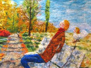 Душевный мастер-класс у Екатерины Буянковой | Ярмарка Мастеров - ручная работа, handmade