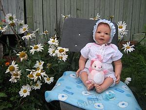 Малыш Никита- куклы реборн Инны Богдановой   Ярмарка Мастеров - ручная работа, handmade