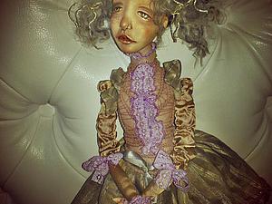 Создание куклы из керапласта: особенности работы с материалом. Ярмарка Мастеров - ручная работа, handmade.
