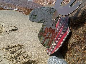 Лось и море) Уже прилично готовиться к Новому Году?)) | Ярмарка Мастеров - ручная работа, handmade