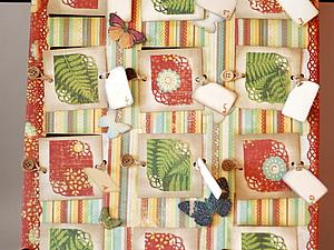 Новогодний календарь!. Ярмарка Мастеров - ручная работа, handmade.