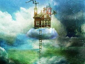 Волшебные сны Александра Янссона | Ярмарка Мастеров - ручная работа, handmade