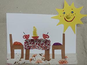 Творческое занятие с детьми от 3 до 6 лет на