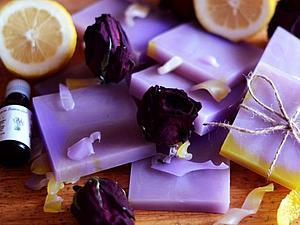 эфирное масло лаванды и лимона,полезно!!! | Ярмарка Мастеров - ручная работа, handmade