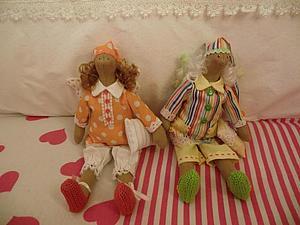 Куколки-сплюшки от Натальи Морозовой   Ярмарка Мастеров - ручная работа, handmade