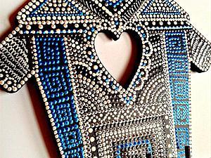 Сердце в доме.... | Ярмарка Мастеров - ручная работа, handmade