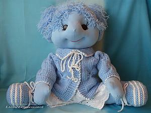 Прическа текстильной куклы. Вариант 10000-первый) | Ярмарка Мастеров - ручная работа, handmade