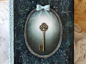 Делаем волшебную книгу желаний. Ярмарка Мастеров - ручная работа, handmade.