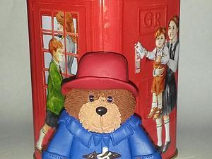 Лепим медвежонка Паддингтона из полимерной глины. Ярмарка Мастеров - ручная работа, handmade.