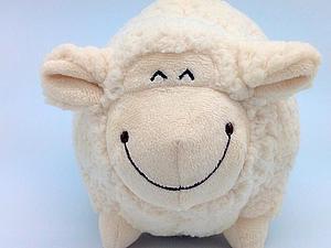 символ года 2015 мягкая игрушка   Ярмарка Мастеров - ручная работа, handmade