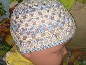 Летняя шапочка для девочек и мальчиков! | Ярмарка Мастеров - ручная работа, handmade