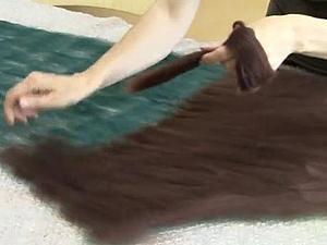 Техника рациональной раскладки шерсти   Ярмарка Мастеров - ручная работа, handmade