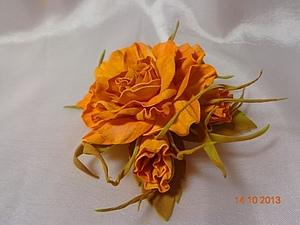 Мастер Класс по созданию цветов из пластичной замши (Фом Эва) | Ярмарка Мастеров - ручная работа, handmade