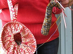 Замечательная идея для фанатов вязания | Ярмарка Мастеров - ручная работа, handmade