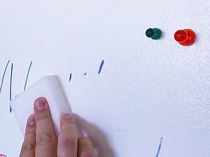 Как сделать магнитно-маркерную стену с помощью специальных красок: девятидневный проект. Ярмарка Мастеров - ручная работа, handmade.