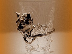 Кошка в хрустале. Часть третья, заключительная. Ярмарка Мастеров - ручная работа, handmade.