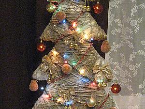 «Раз, два, три! Ёлочка, гори!»: новогодняя елка своими руками. Ярмарка Мастеров - ручная работа, handmade.