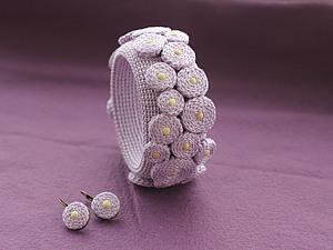 Новая коллекция вязанных украшений от Магазина милых вещиц!!! | Ярмарка Мастеров - ручная работа, handmade