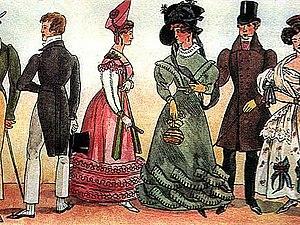 Как денди лондонский одет или откуда взялись метросексуалы? | Ярмарка Мастеров - ручная работа, handmade