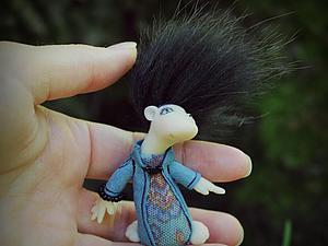 Ташики: очаровательные зверьки из полимерной глины. Ярмарка Мастеров - ручная работа, handmade.