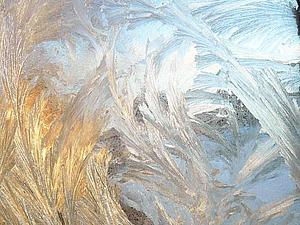 Дед Мороз уже рисует... | Ярмарка Мастеров - ручная работа, handmade