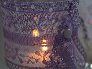 Волшебные подсвечники к вашему празднику. Ярмарка Мастеров - ручная работа, handmade.
