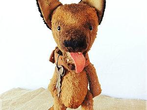 Немецкие овчарки в моей жизни | Ярмарка Мастеров - ручная работа, handmade