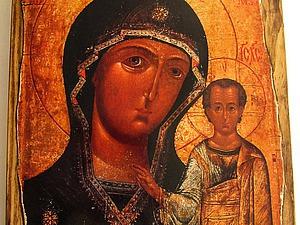 21 июля - день Казанской Божией матери | Ярмарка Мастеров - ручная работа, handmade