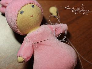 Вальдорфская куколка «Пуська» | Ярмарка Мастеров - ручная работа, handmade