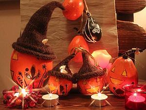 Тыквенный набор Хэллоуин | Ярмарка Мастеров - ручная работа, handmade