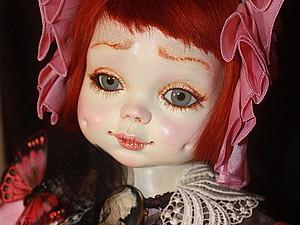 Про куклы авторские, малотиражки и штамповку....   Ярмарка Мастеров - ручная работа, handmade