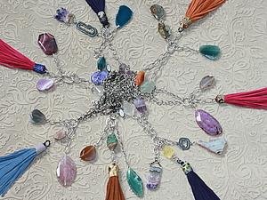 Коллекция кулонов на КАЖДЫЙ день!!! | Ярмарка Мастеров - ручная работа, handmade