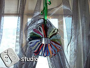 Каталог пряжи & интерьерное украшение. Ярмарка Мастеров - ручная работа, handmade.