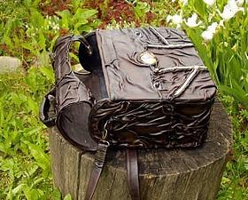 Делаем сумку-портфель. Ярмарка Мастеров - ручная работа, handmade.