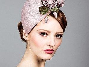 Свадебные шляпки: даешь оригинальность! | Ярмарка Мастеров - ручная работа, handmade