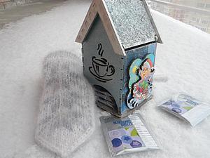 Розыгрыш новогоднего чайного  домика «Овечки»))) | Ярмарка Мастеров - ручная работа, handmade