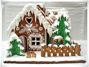 Пряничный домик и не только. Ярмарка Мастеров - ручная работа, handmade.