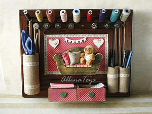 Создаем удобное и уютное панно. Ярмарка Мастеров - ручная работа, handmade.