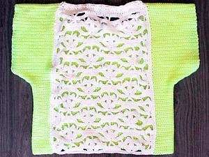 Представляю Вашему вниманию АУКЦИОН на яркий пуловер ручной вязки! | Ярмарка Мастеров - ручная работа, handmade