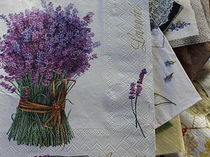 розыгрыш 50 салфеток для декупажа   Ярмарка Мастеров - ручная работа, handmade