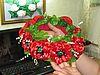 Мастер-класс с пошаговыми фотографиями Как сделать розу из атласной ленты своими руками. .  1. Атласная лента шириной...