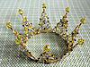 Как сделать корону из бусин своими руками.  Когда приближается праздник, остро встает вопрос о том...