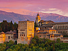 Удивительная Альгамбра — жемчужина испанского зодчества