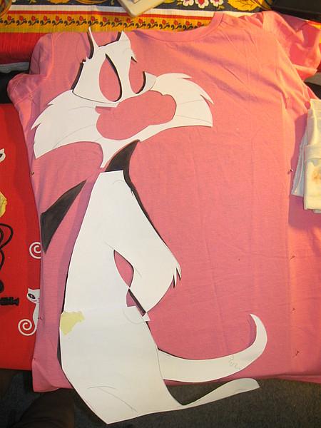 роспись по ткани, рисунки на ткани